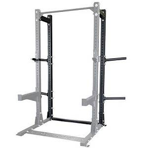 Body Solid Half Rack Extension Rear Attachment SPR500BACK