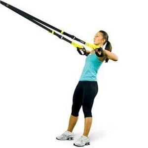 PowerTec Commercial Suspension Training Kit System SPT TRX