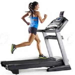 ProForm PRO 7500 Heart Rate Control Low Impact Folding Treadmill