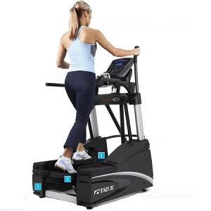 True Fitness TSX Commercial Dual Action Elliptical Cross Trainer